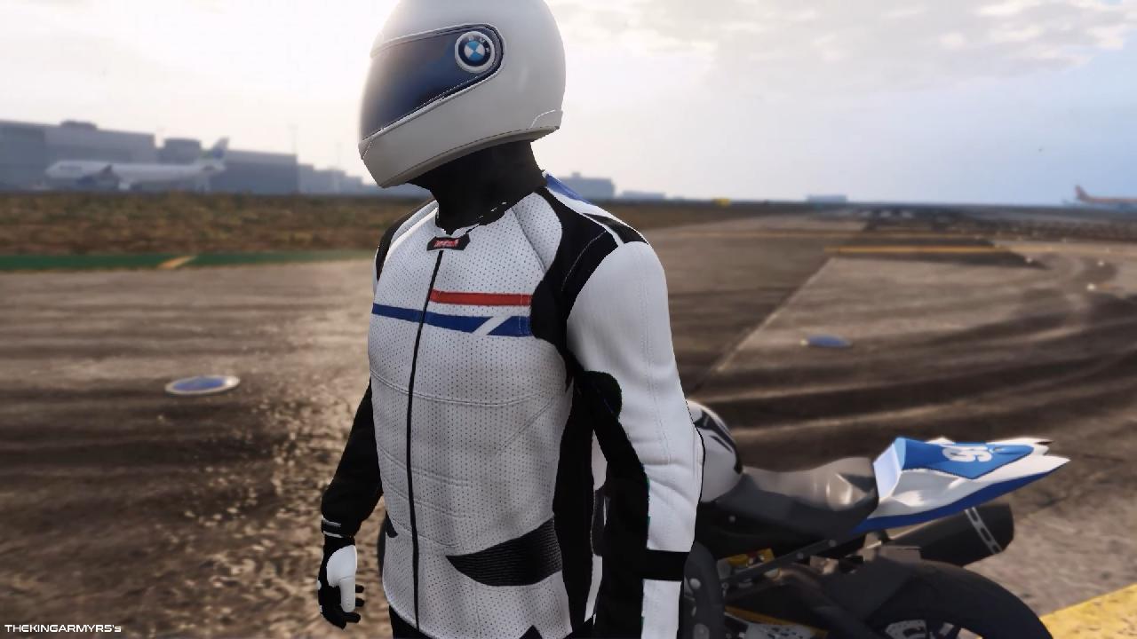 BMW Racing Suit - GTA5-Mods.com