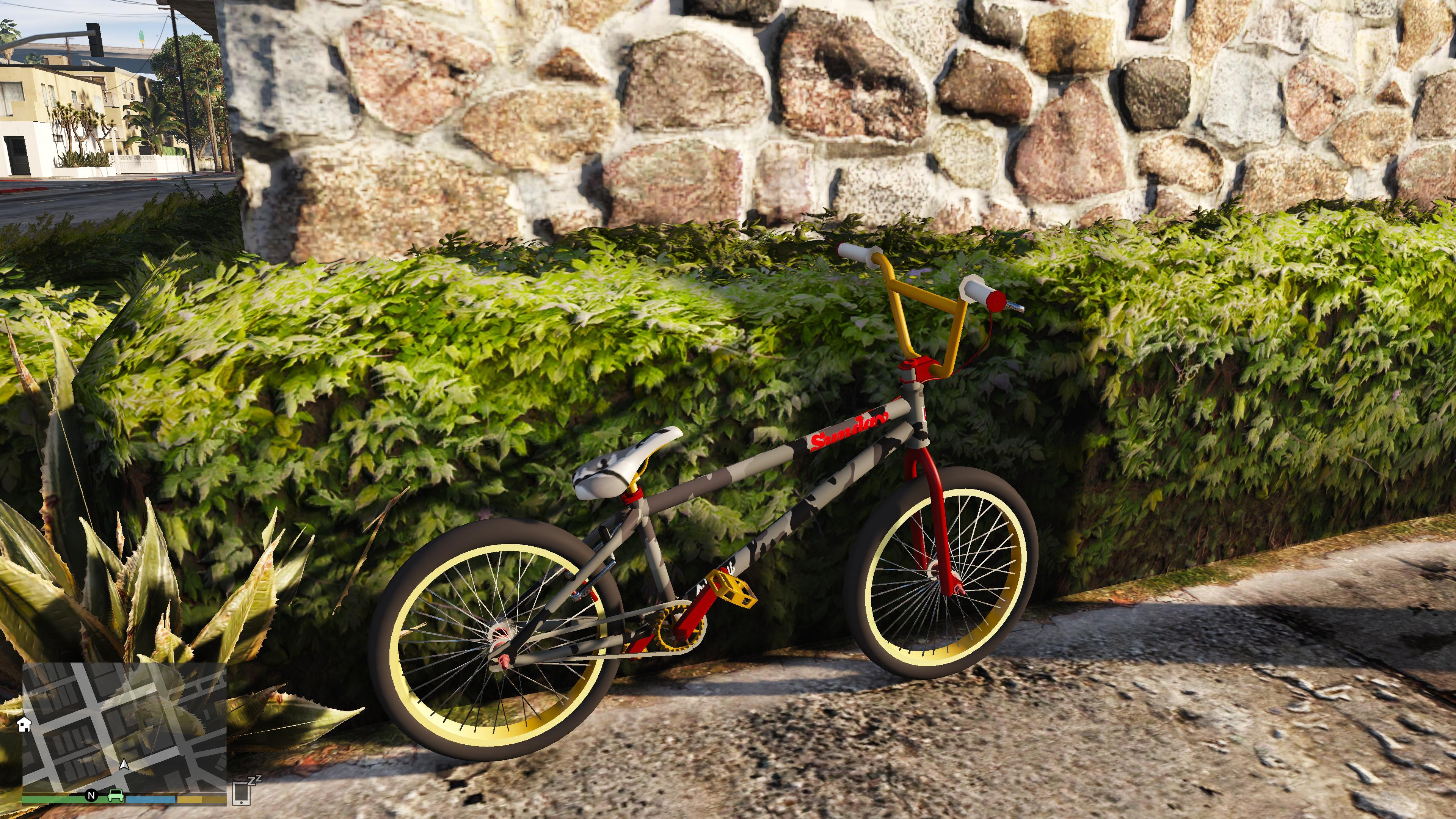 BMX Sunday! Bike - GTA5-Mods.com
