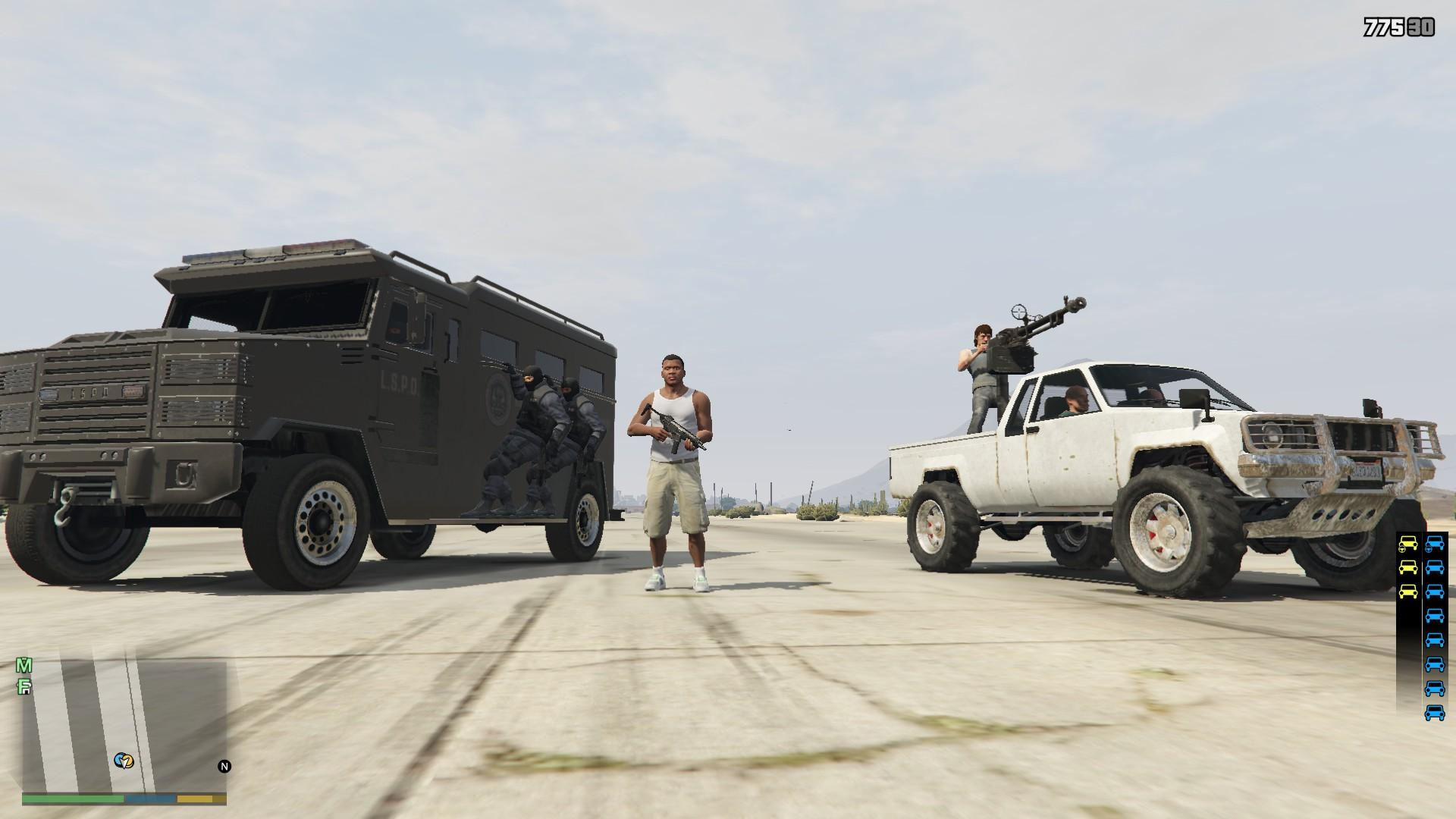 how to put mods in gta 5