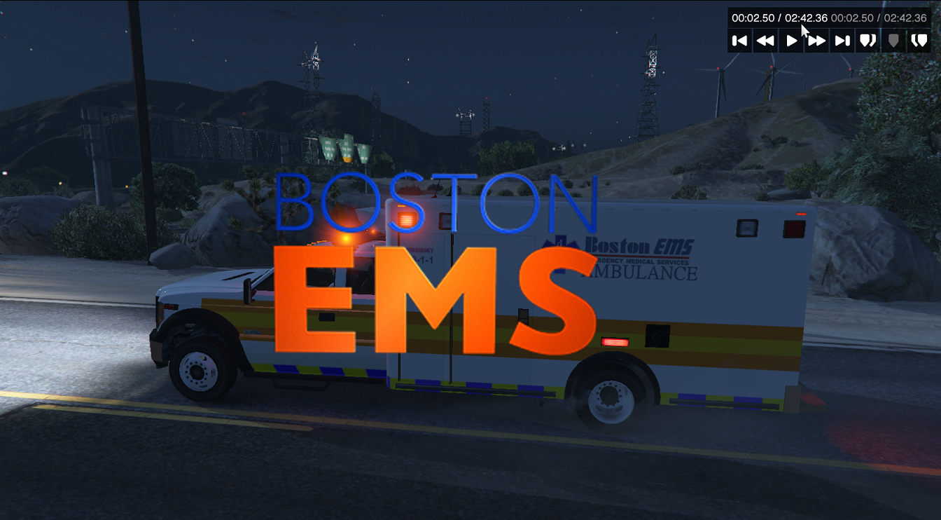 Boston EMS Incidents on Twitter: