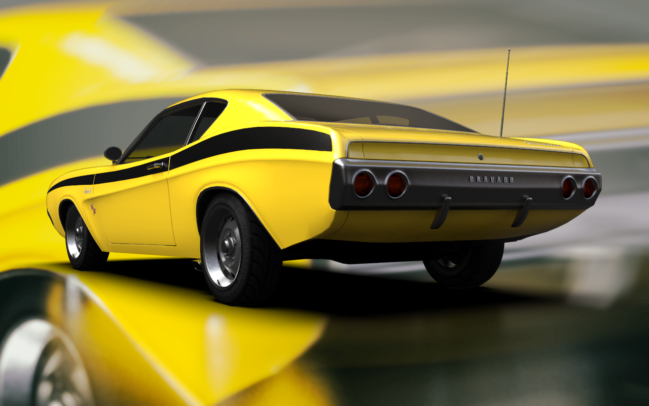 Bravado Gauntlet Classic [Add-On | Tuning | Liveries | Template