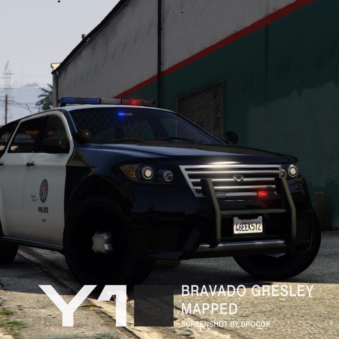 Bravado Gresley Mapped Default-Style - GTA5-Mods.com