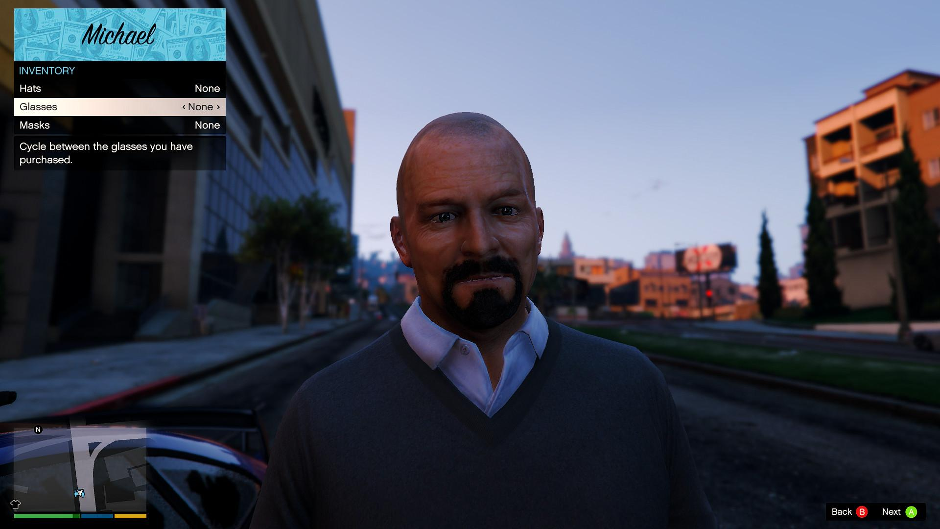 Breaking bad walter white head replacement gta5 mods voltagebd Choice Image