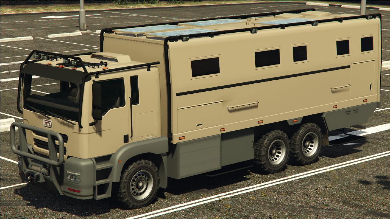 Brickade Truck Finance And Felony Dlc Gta5 Mods Com