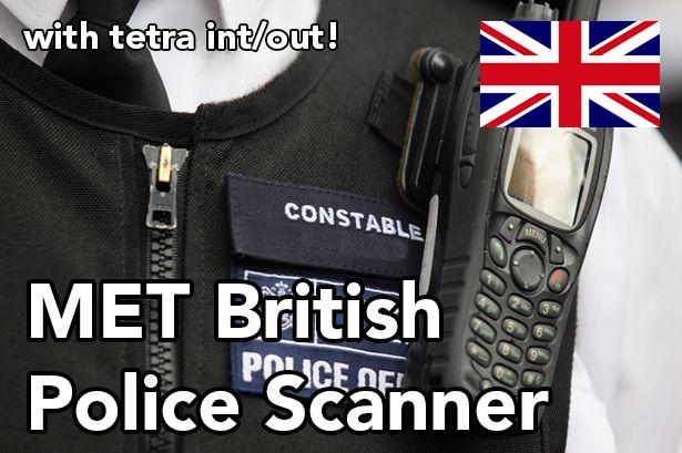 TETRA MET British Radio Walkie Talkie Police Scanner - GTA5-Mods com