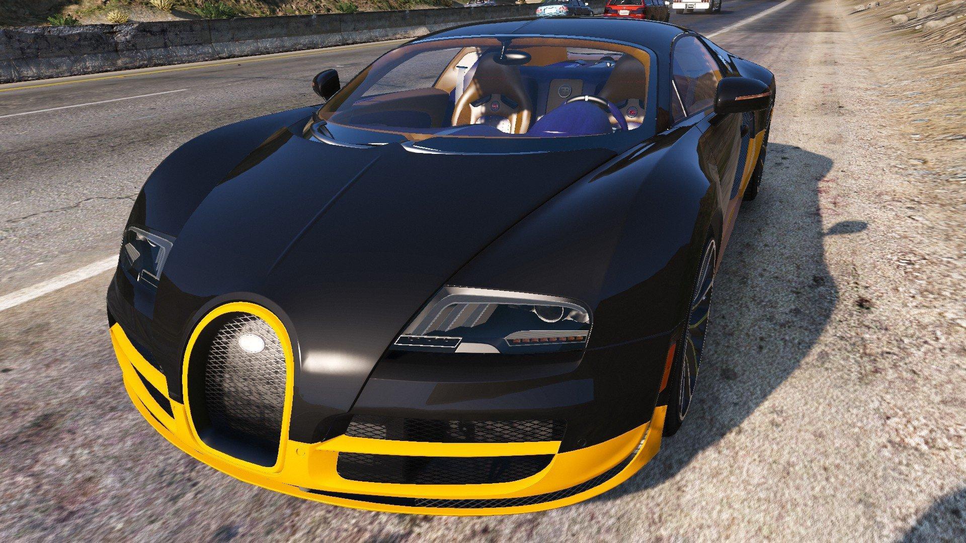 bugatti veyron super sport 2011 gta5. Black Bedroom Furniture Sets. Home Design Ideas