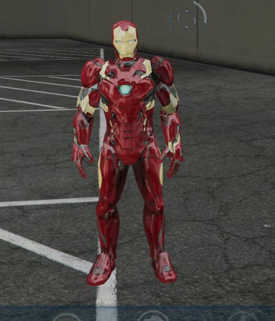 Bug-free INI file for Iron Man Mark 46 Armor - GTA5-Mods com