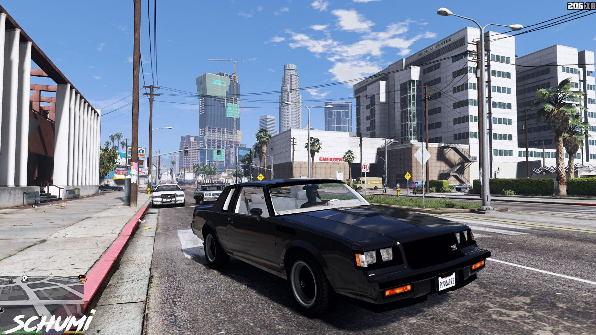 Buick Gnx 1987 Gta5 Mods Com
