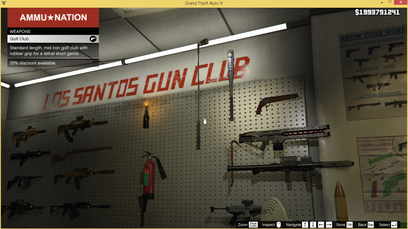 Buy More Weapons - GTA5-Mods.com