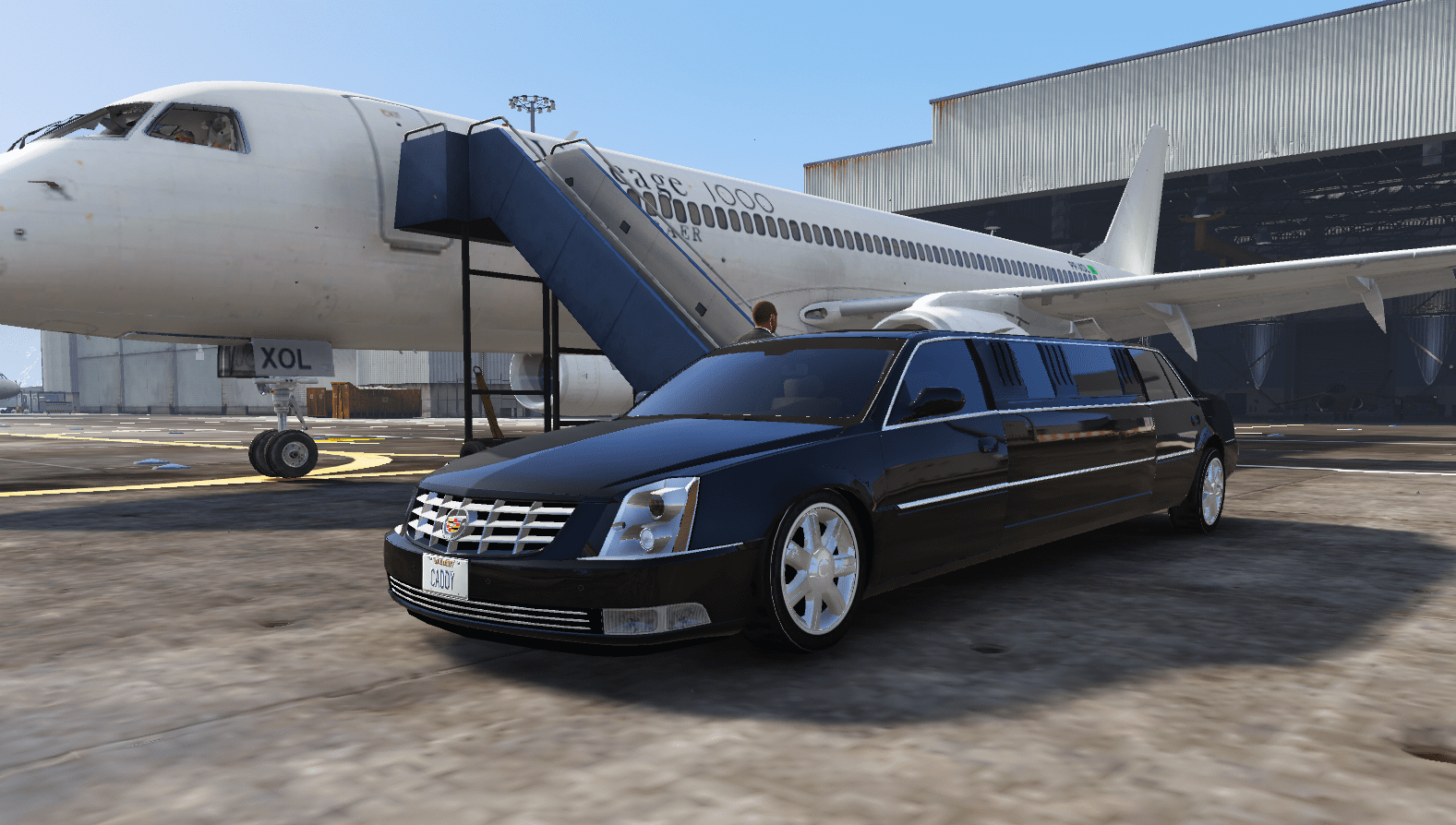 Cadillac Dts Limo Wip Replace Gta5 Mods Com