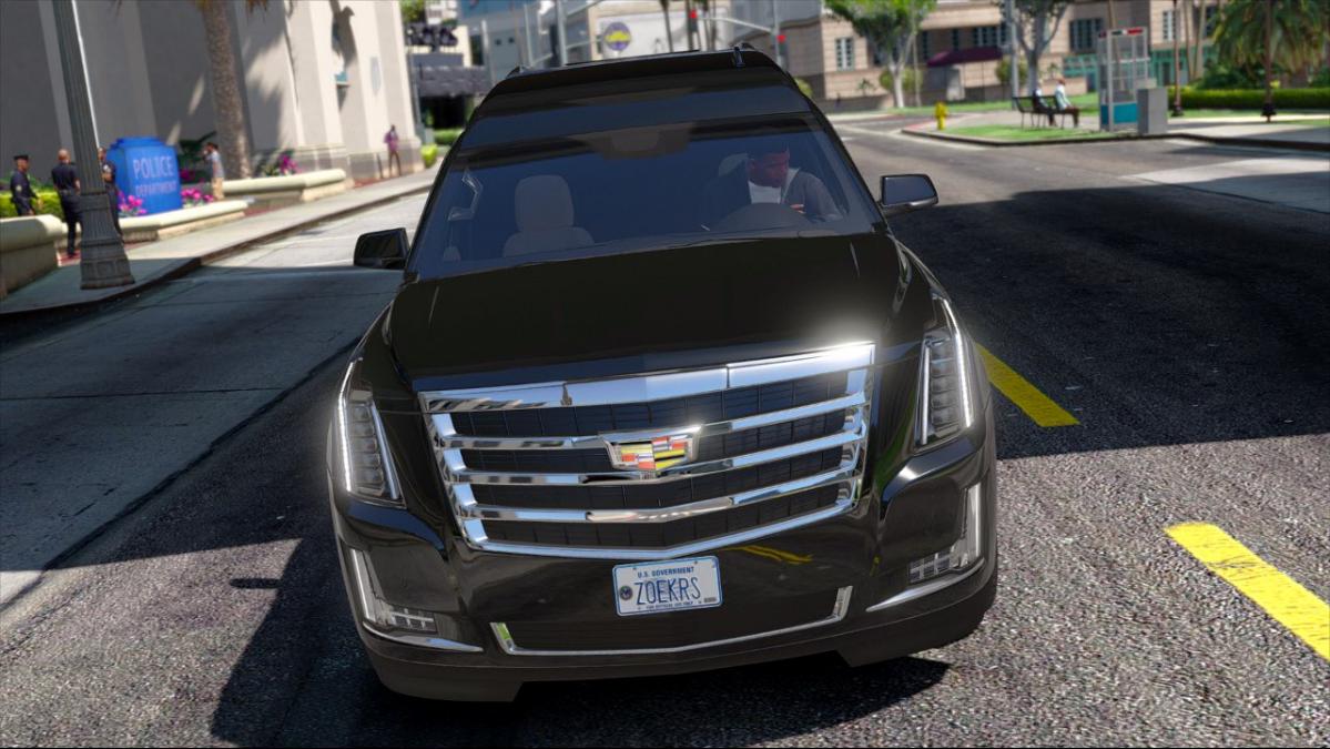 Cadillac Escalade \