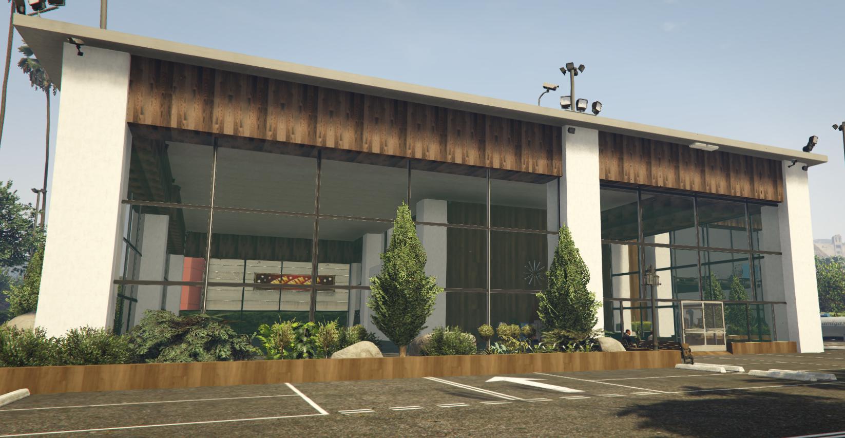 Car Dealership/Showroom | FiveM | Y-Map/Ymap - GTA5-Mods com