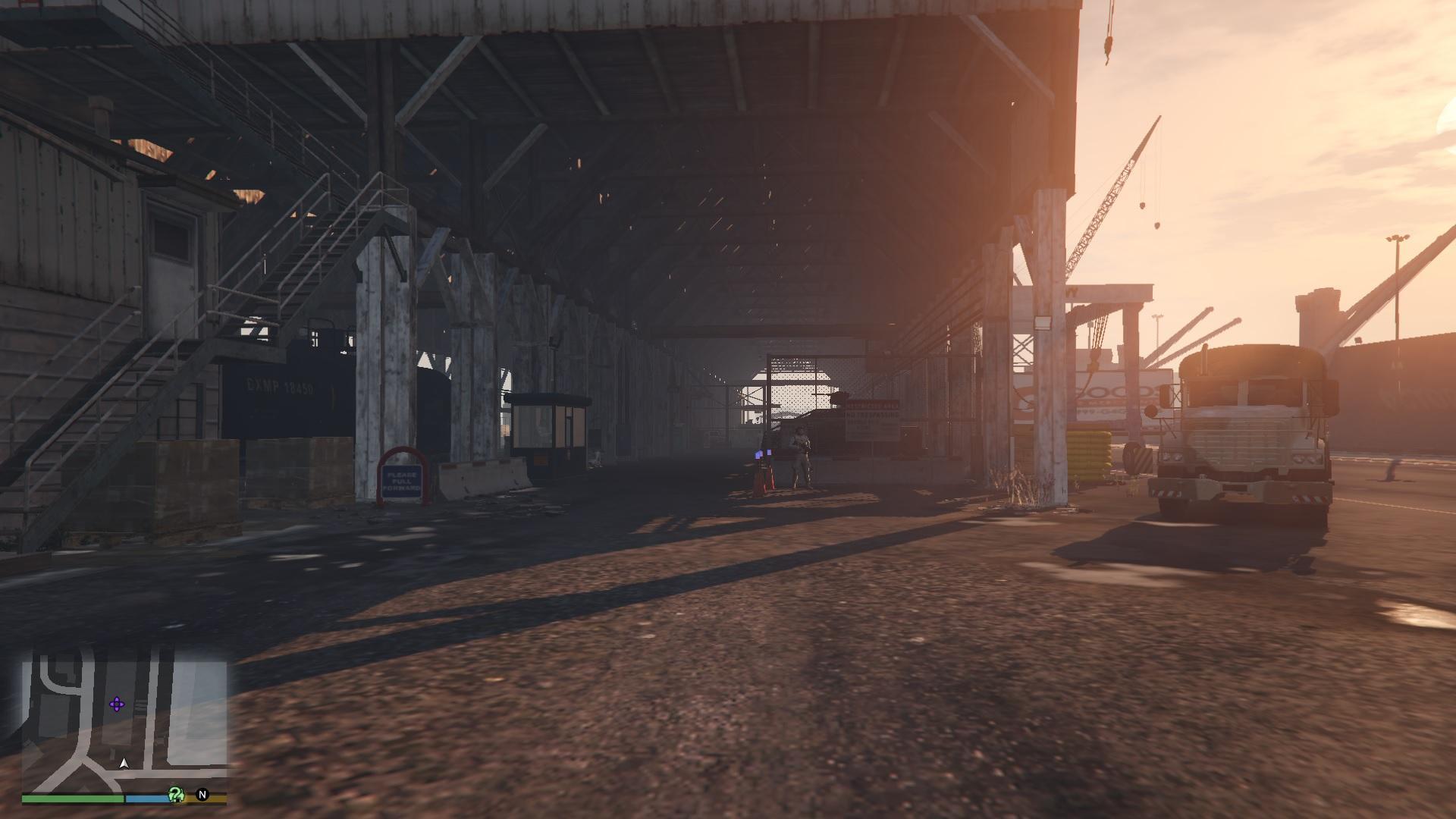 Cargo Bay Military Base Gta5 Mods Com