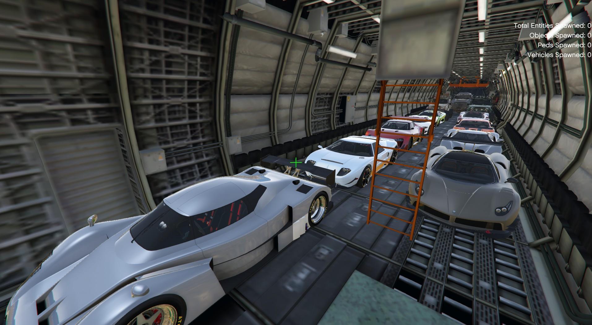 gta 5 how to buy vehicle warehouse