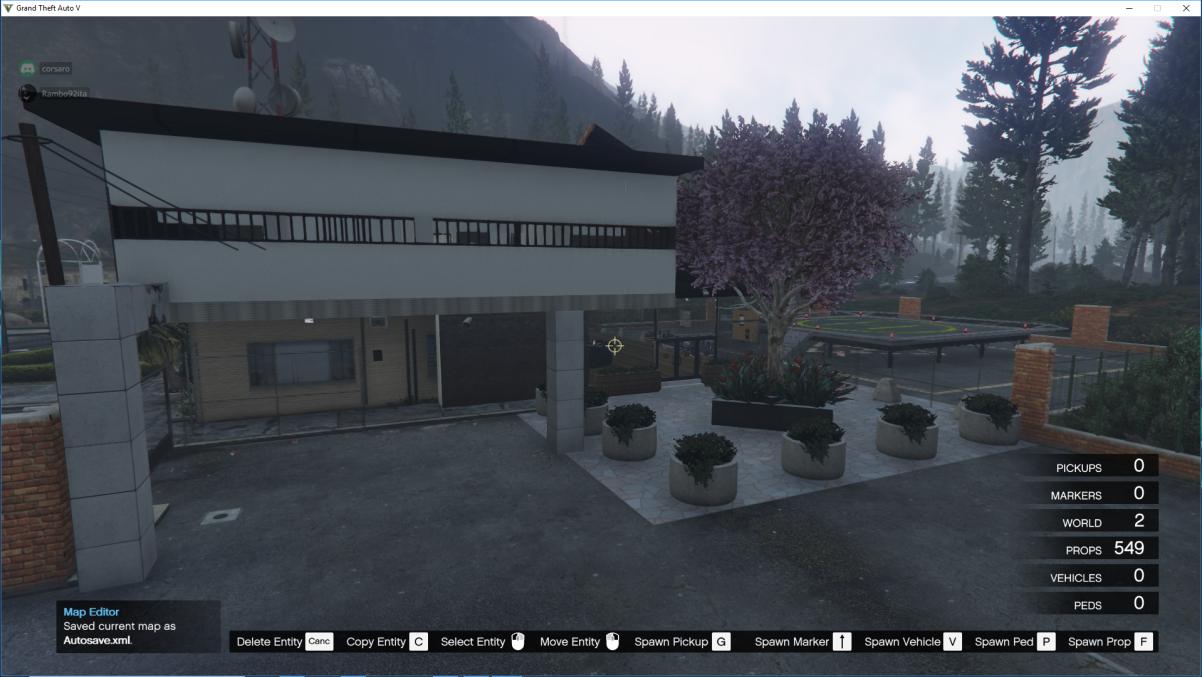 Central Police Map Editor Paleto Bay Gta5 Mods Com