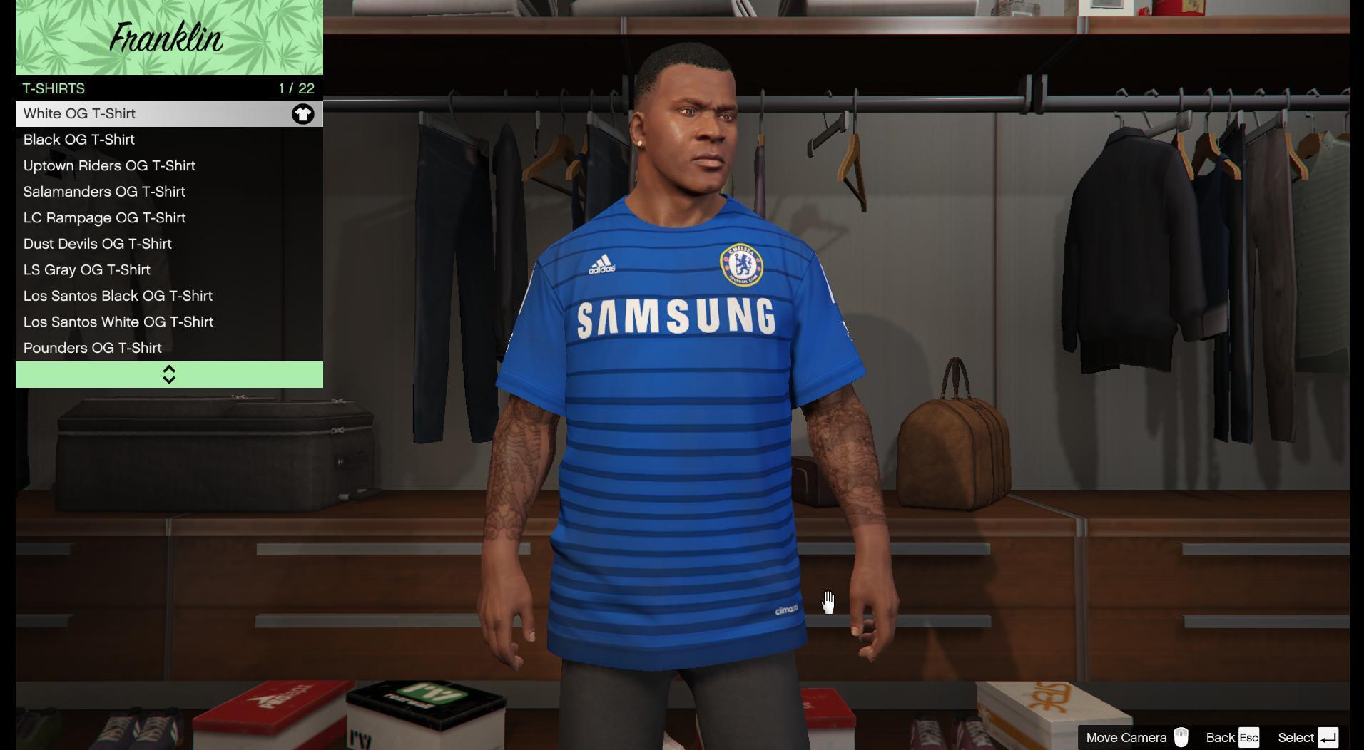 Gang Clothes Gta Online