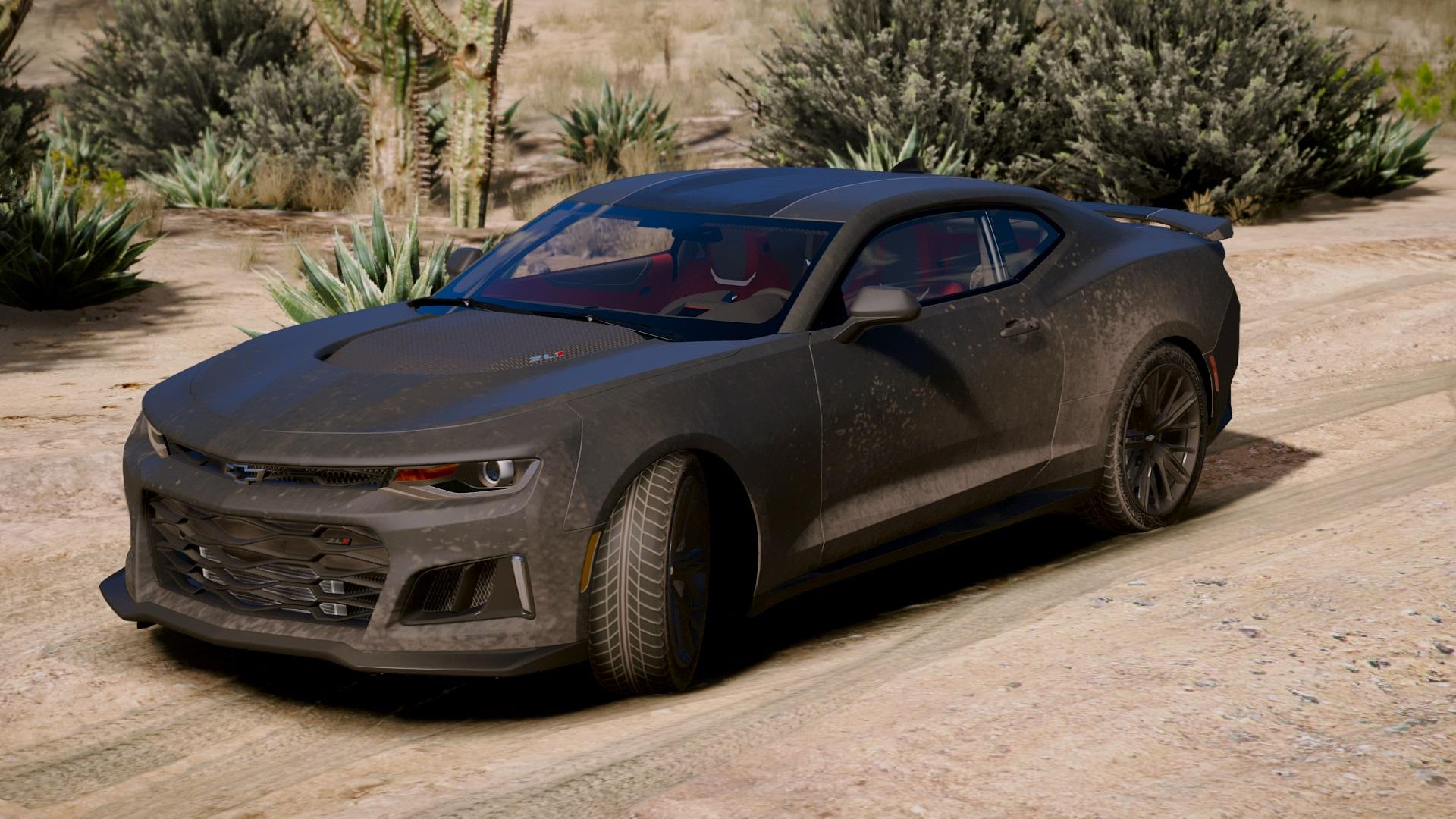 chevrolet camaro zl1 2017 add on animated template gta5. Black Bedroom Furniture Sets. Home Design Ideas
