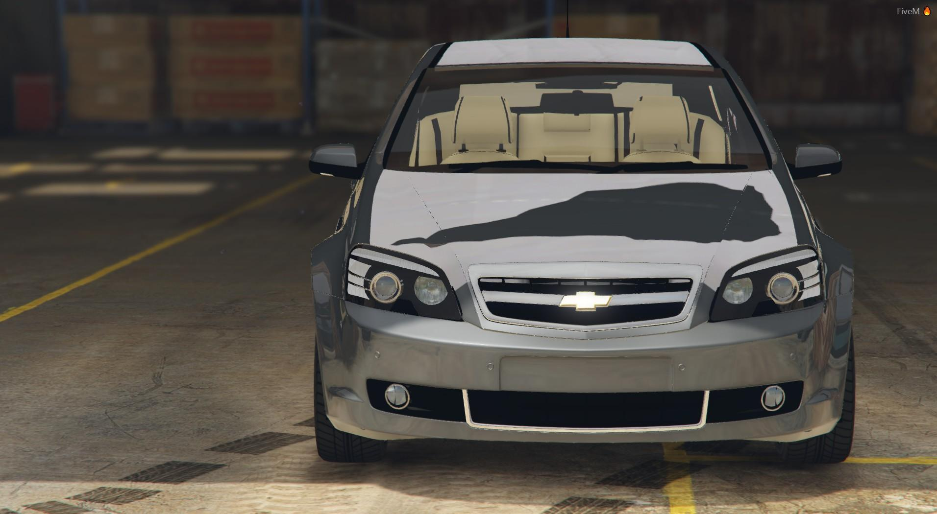 Chevrolet Caprice 2015 Ls Replace Gta5 Mods Com