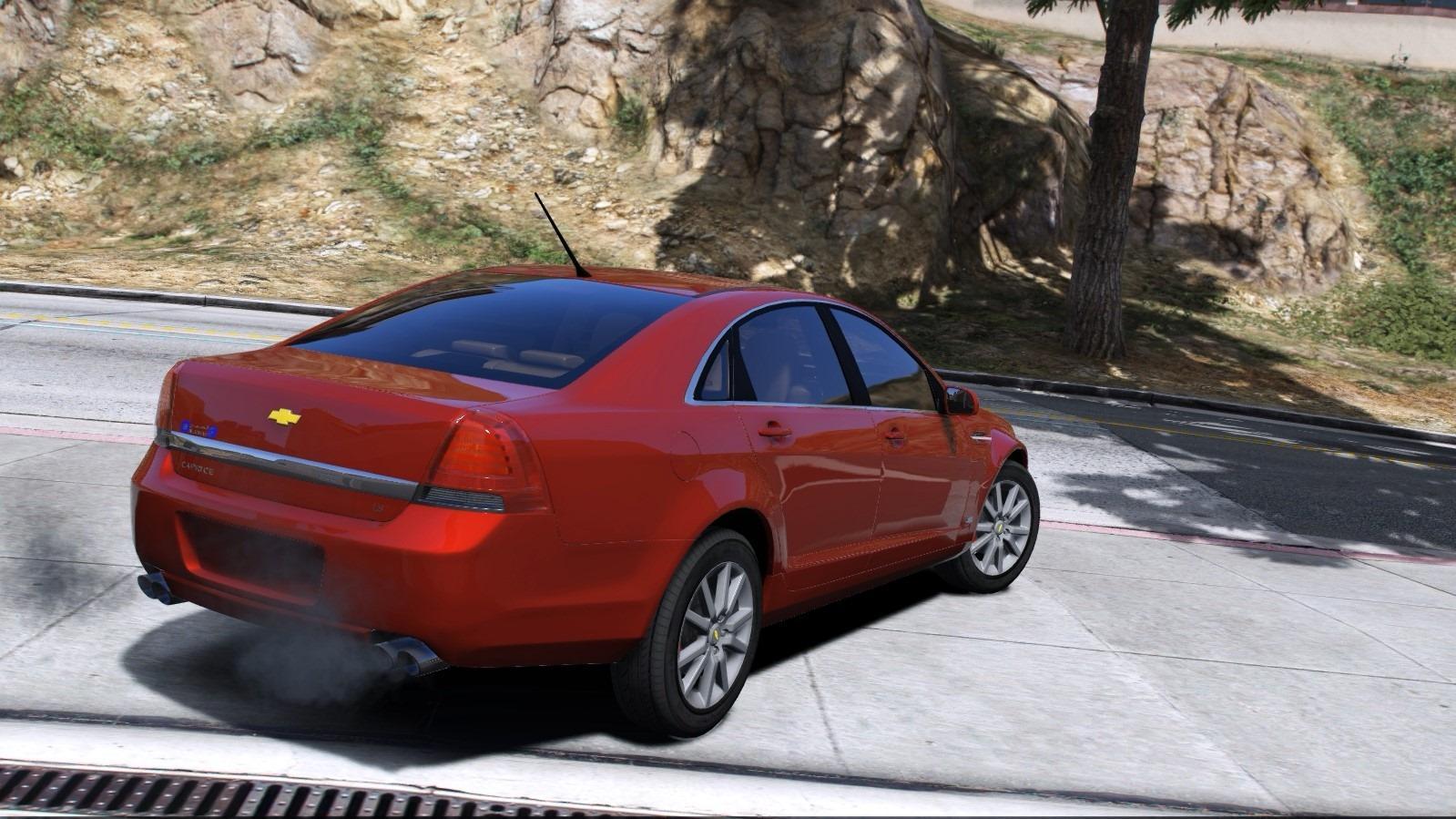 Chevrolet Caprice 2017 Replace Gta5 Mods Com