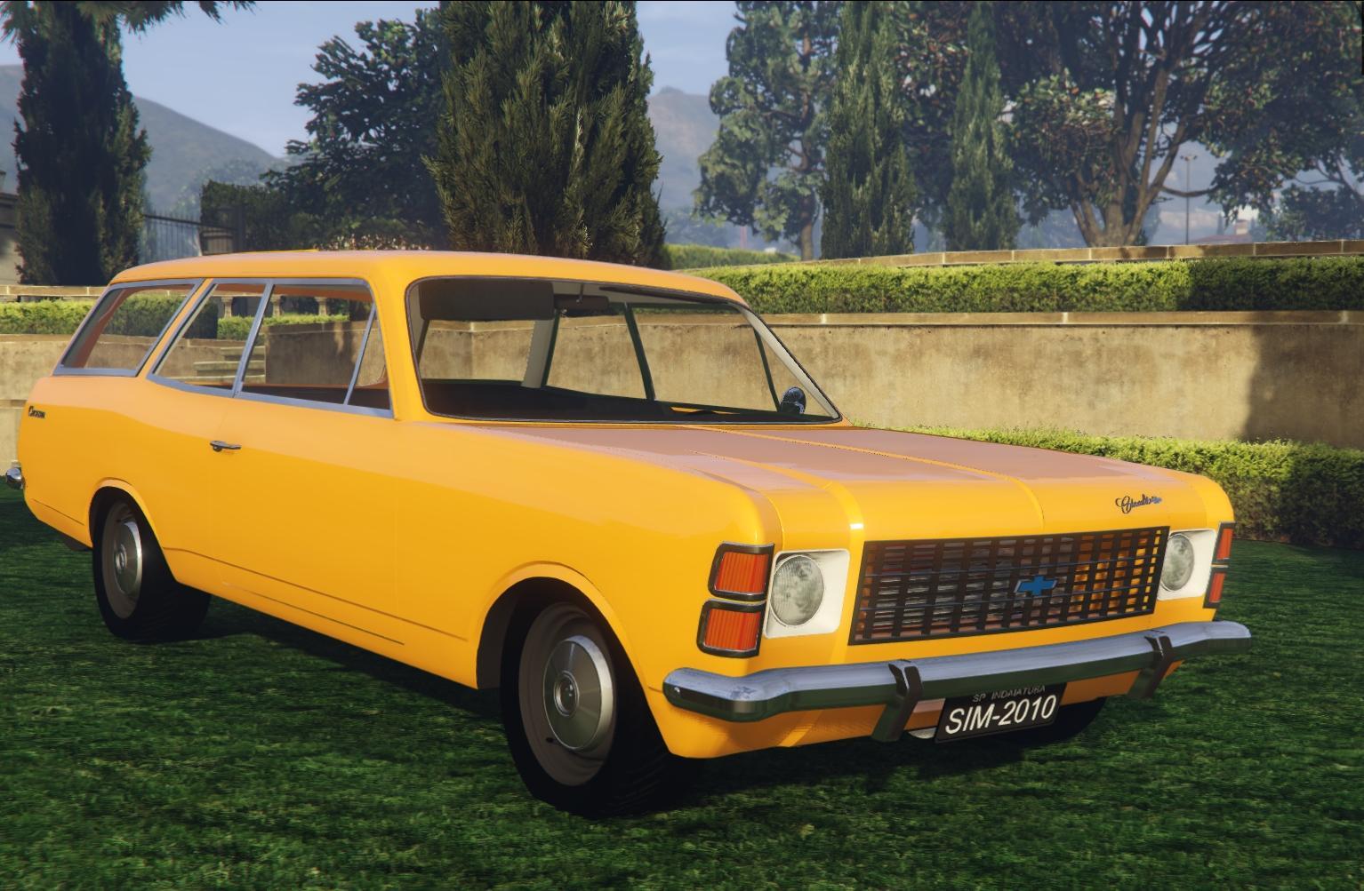 Chevrolet Caravan 1975 - GTA5-Mods.com