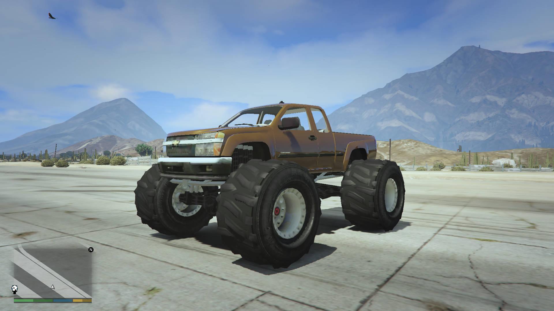 Monster Truck Limo >> Gta 5 Monster Trucks | www.imgkid.com - The Image Kid Has It!