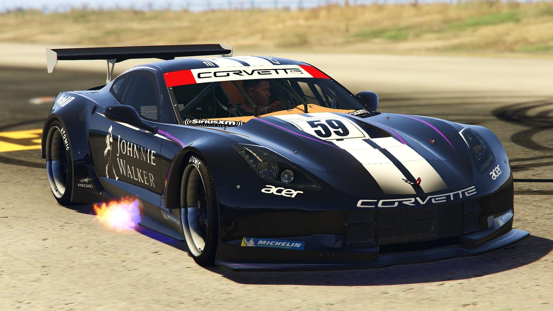 Chevrolet Corvette C7R [Add-On][Reworked] - GTA5-Mods.com