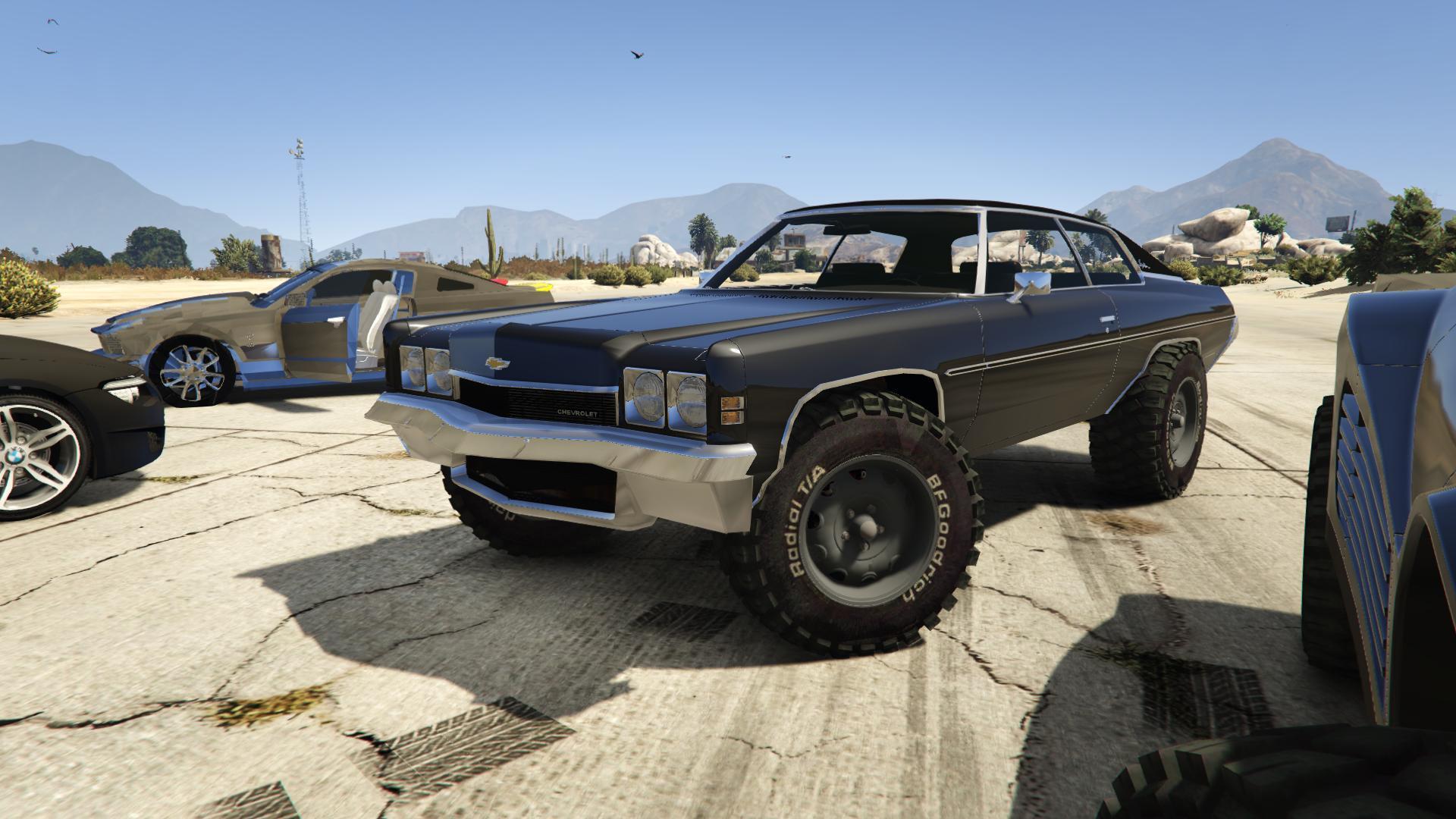 Chevrolet Impala 1972 Offroad [Tuning | Unlocked] - GTA5 ...