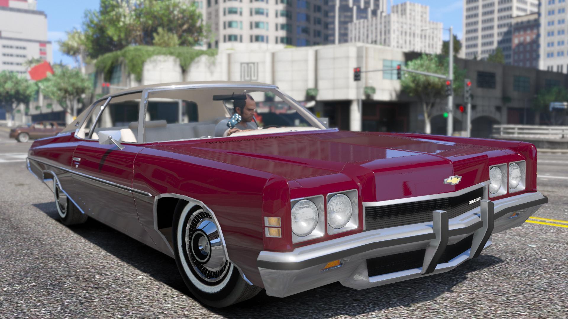 Chevrolet Impala 1972 - GTA5-Mods.com