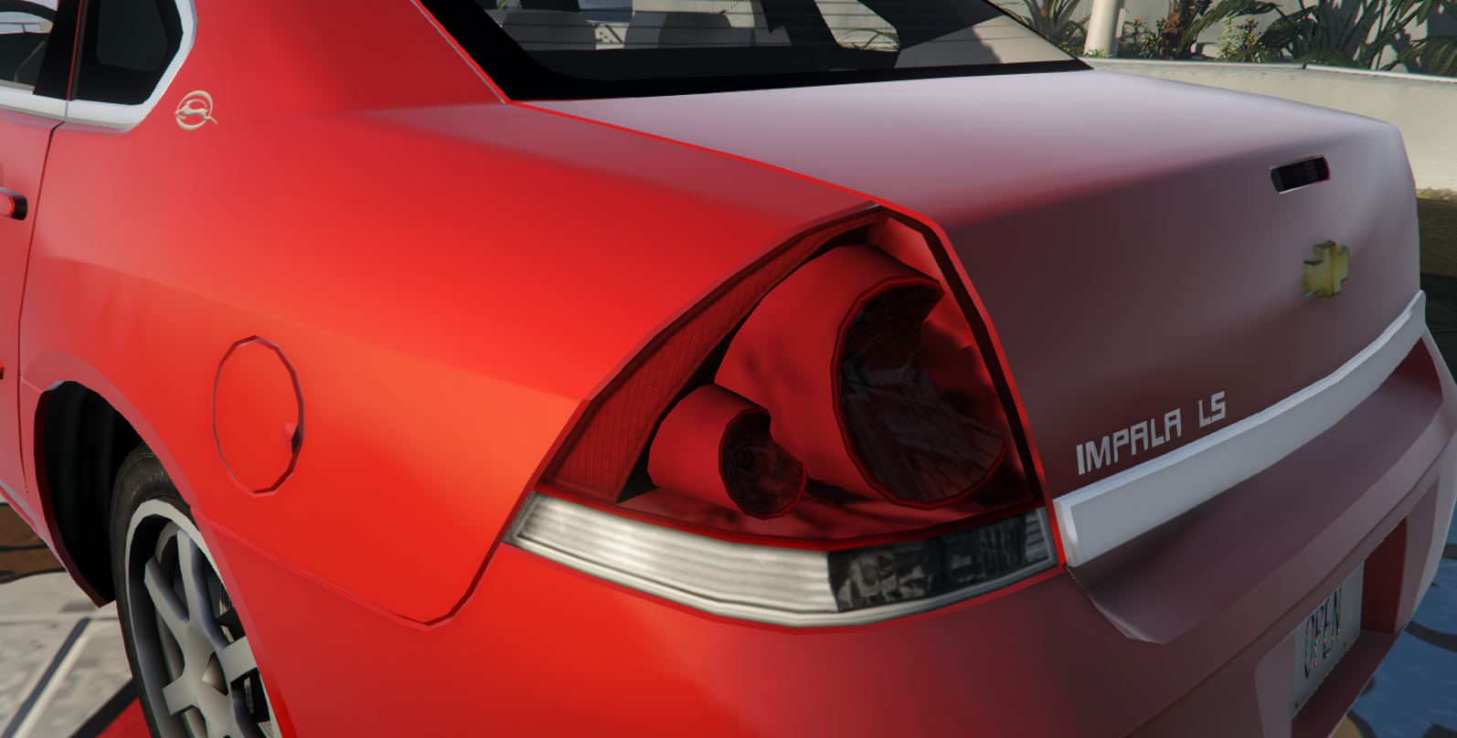 Chevrolet impala regular ls 2008 unlocked