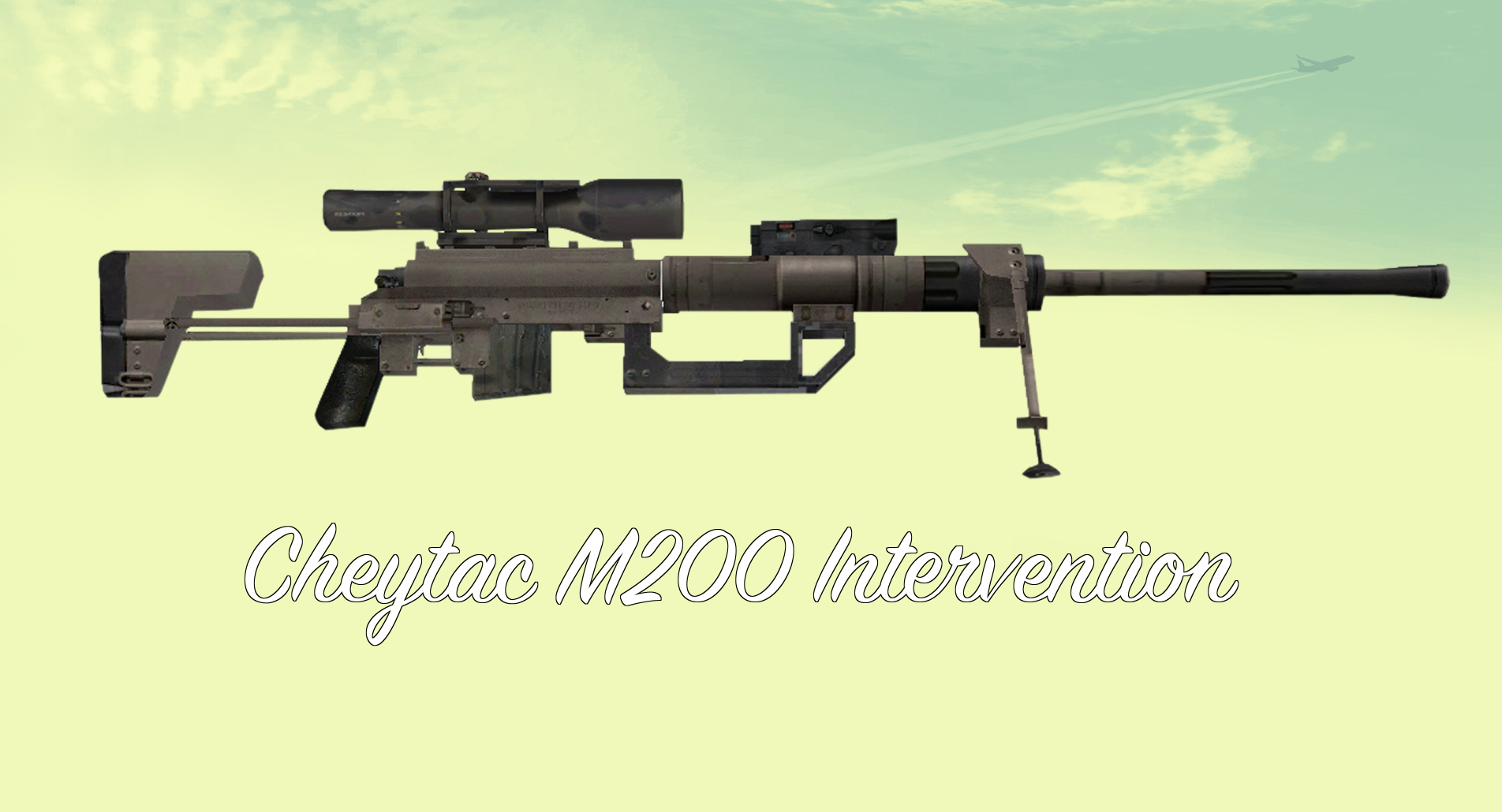 Cheytac M200 Intervention - GTA5-Mods com