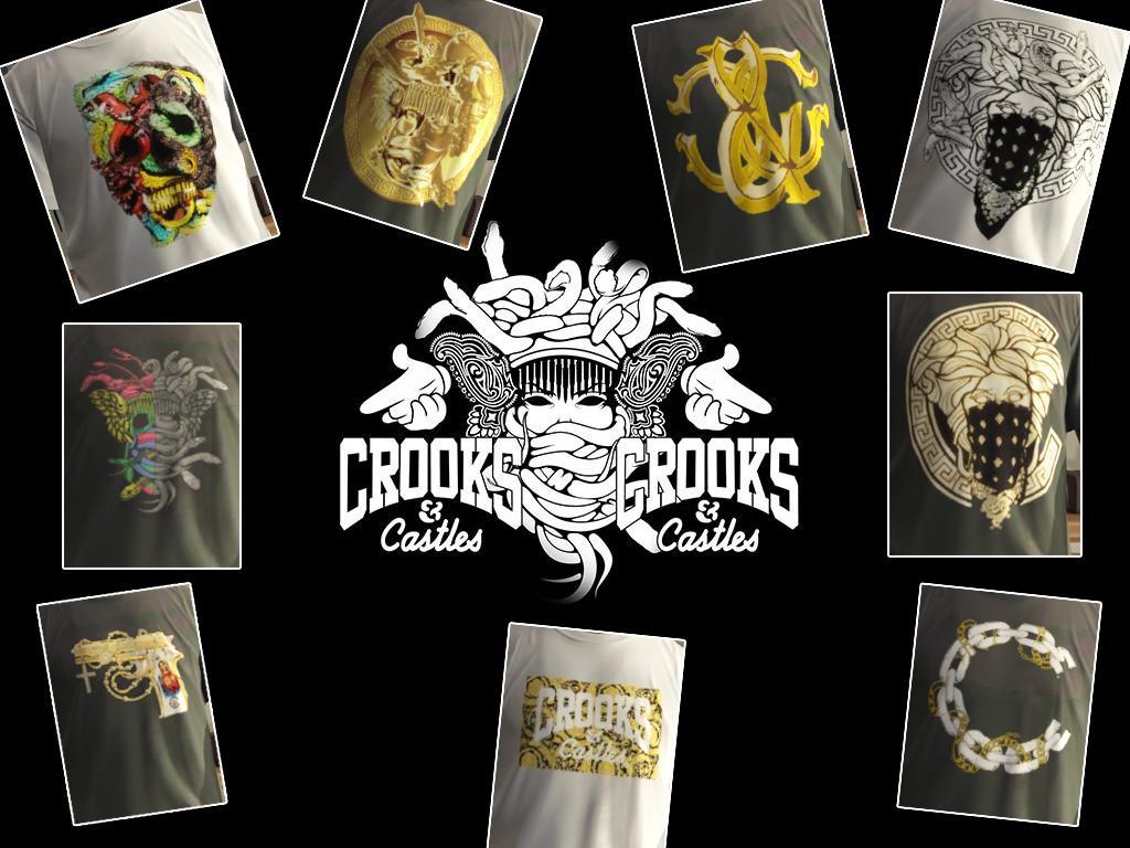 crooks amp castles tshirt pack 2 bonus gta5modscom