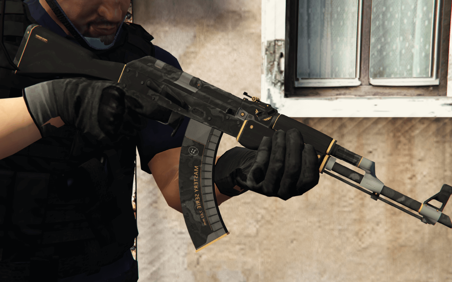 CS:GO AK Skin Pack - GTA5-Mods com