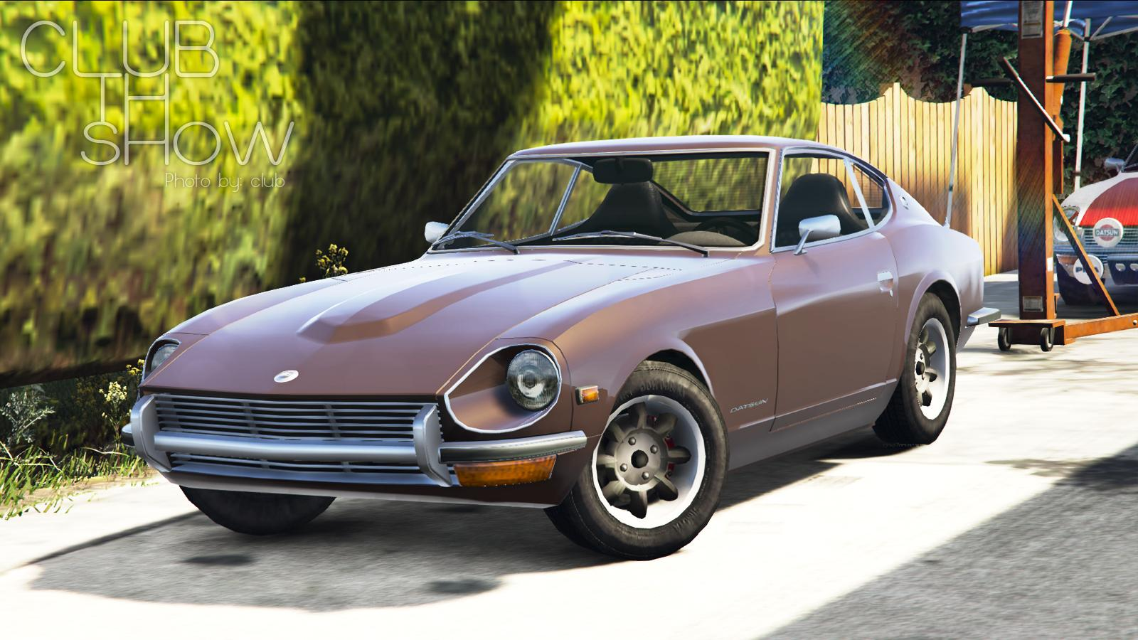 datsun fairlady 240z gta5. Black Bedroom Furniture Sets. Home Design Ideas