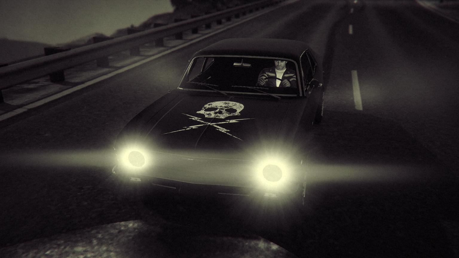 Death Proof Skull for Ziev's/Spitfire7's Nova - GTA5-Mods com