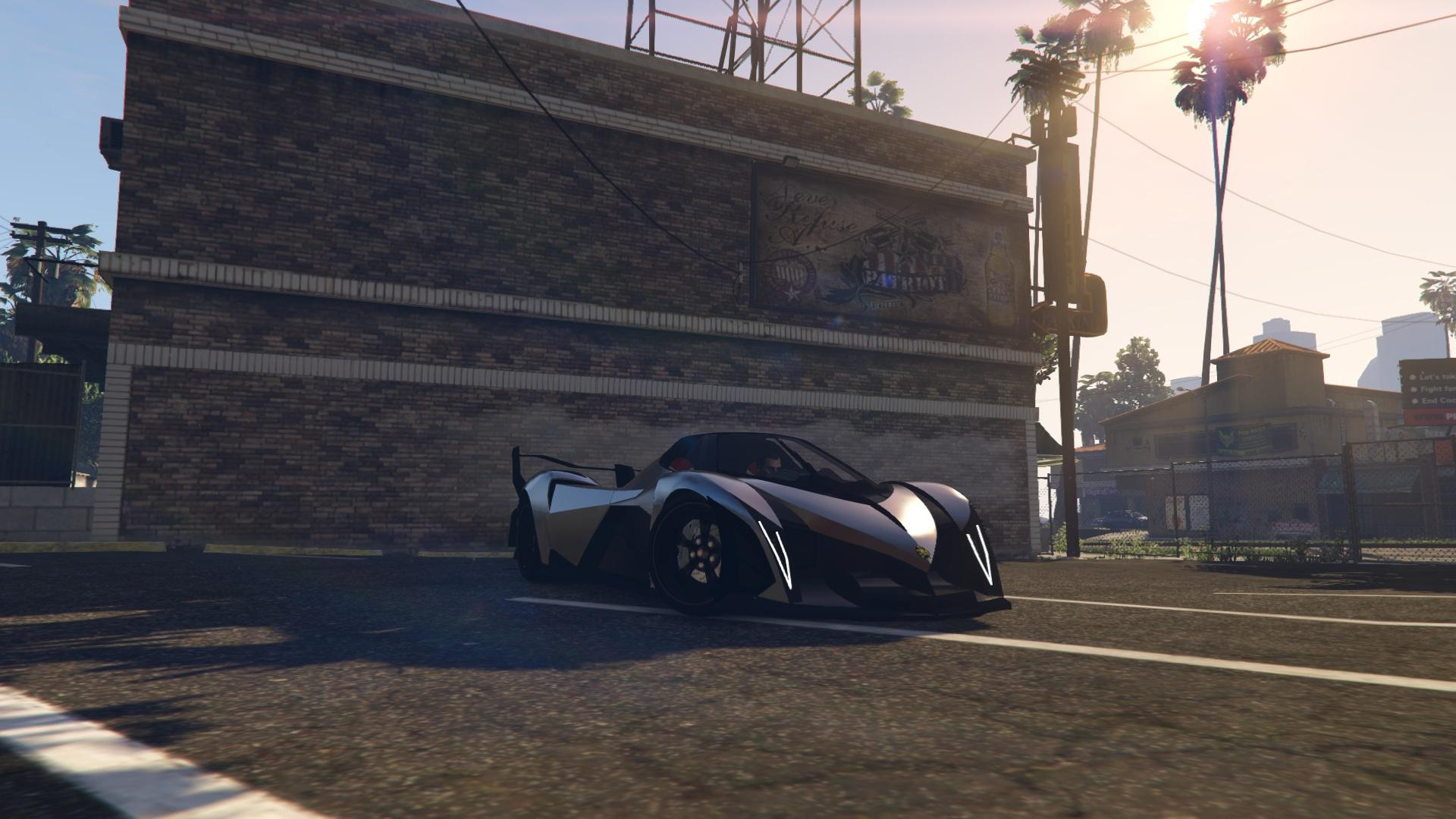 Devel Sixteen Add On Gta5 Mods Com