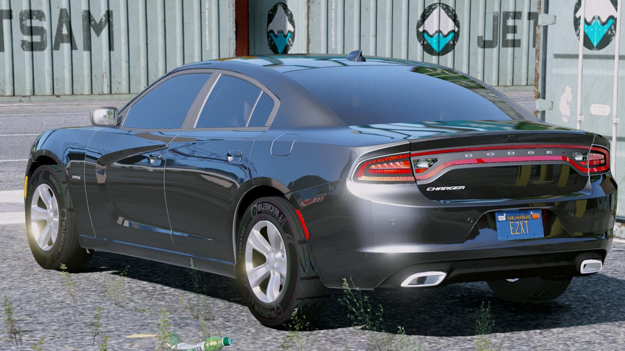 Dodge Charger 2015 SE - GTA5-Mods.com