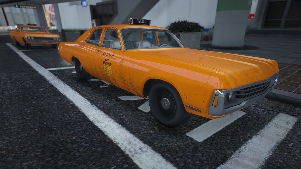 dodge polara taxi gta5. Black Bedroom Furniture Sets. Home Design Ideas