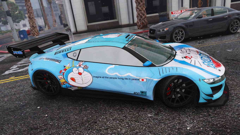 Doraemon LB Performance - GTA5-Mods com