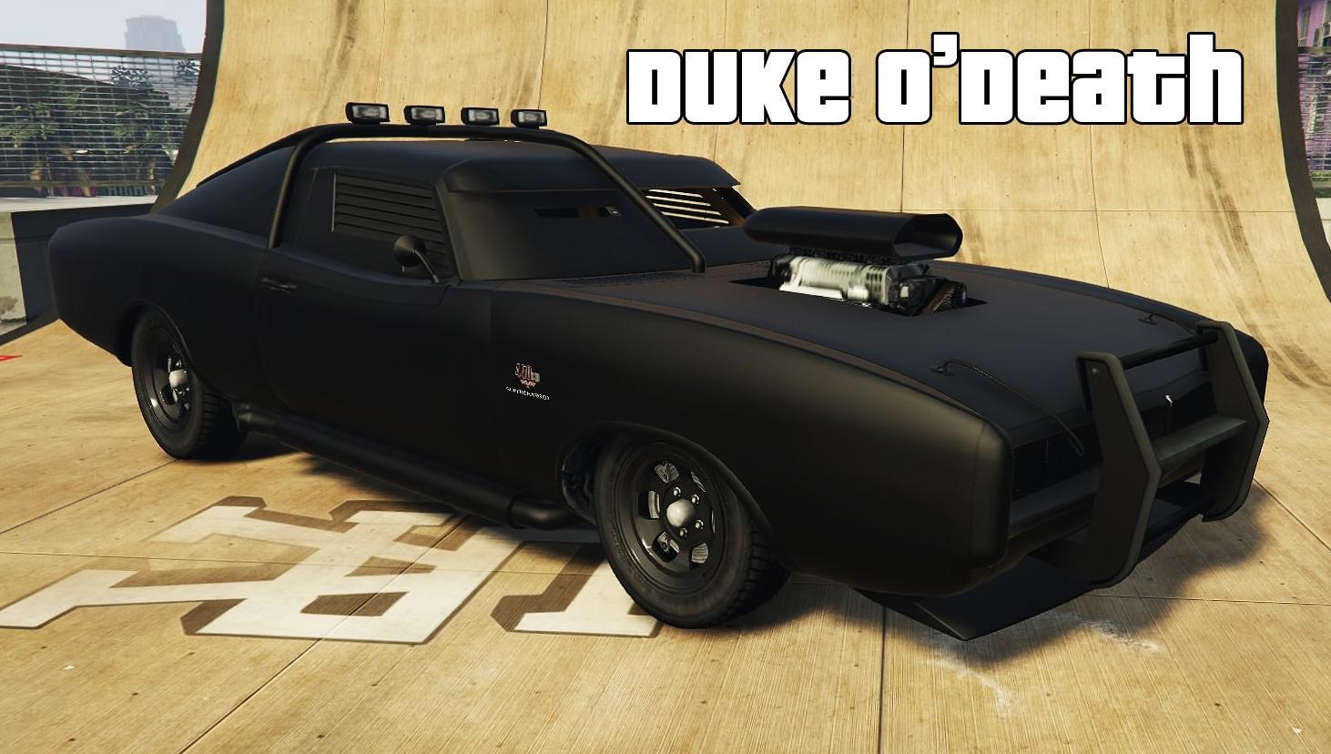 how to buy the duke o death