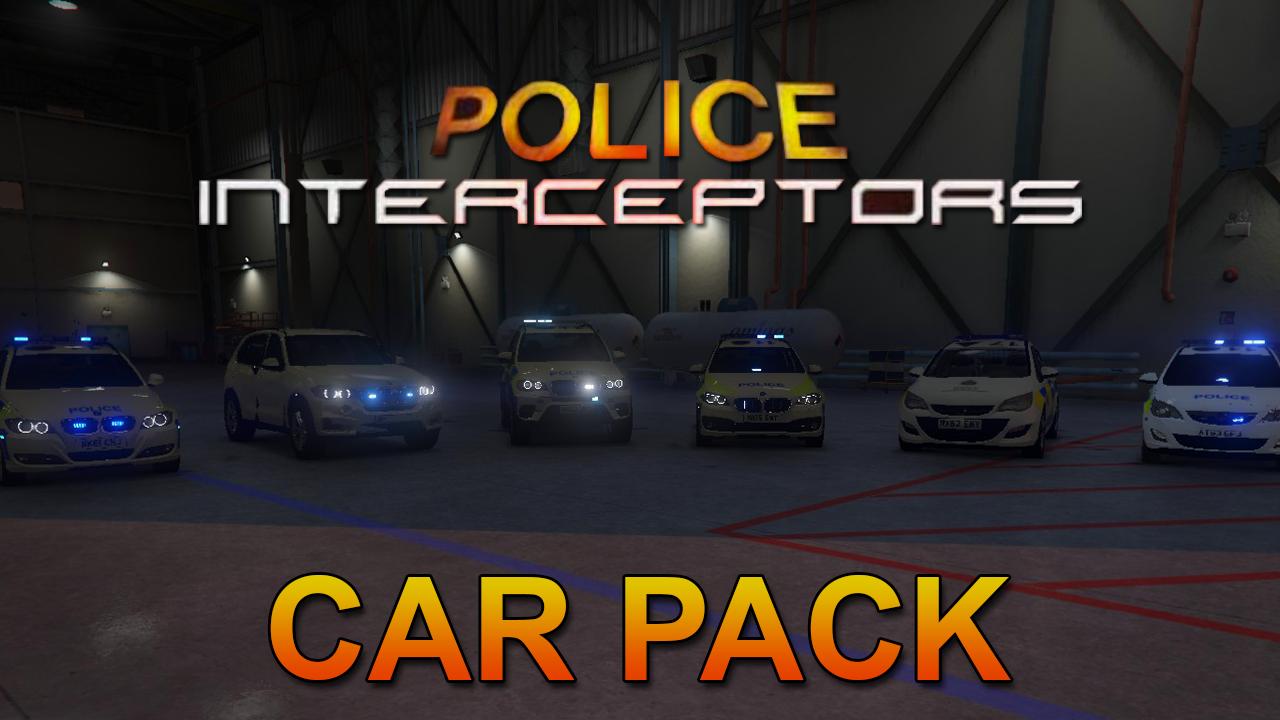 Durham & Cleveland (Police Interceptors) Car Pack [OIV] - GTA5-Mods com