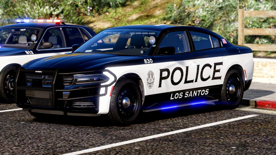 ELS] Los Santos Police Department Mega-Pack - GTA5-Mods com