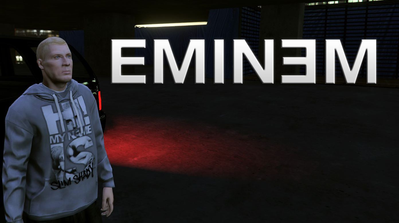 Eminem not ever starring in grand theft auto the movie