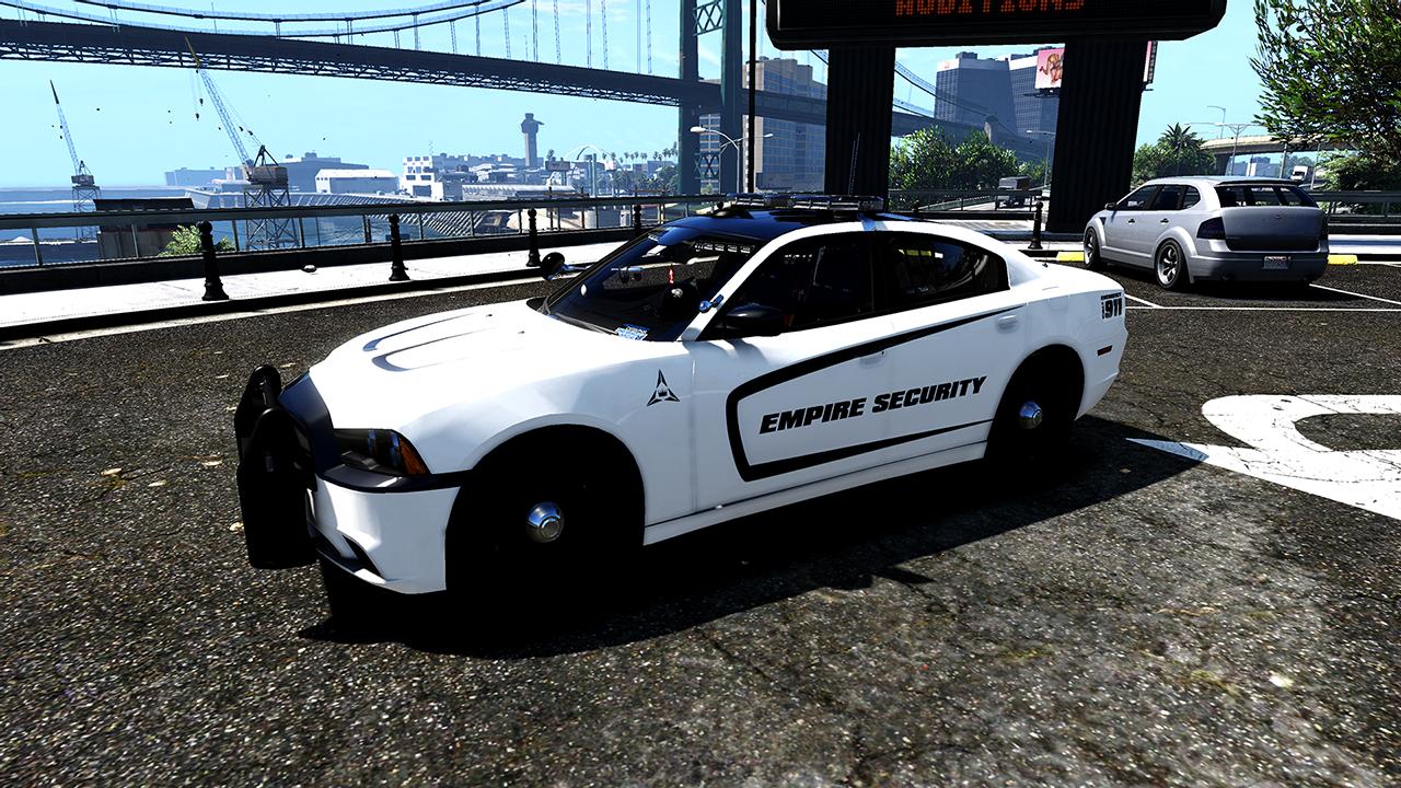 Empire Security Charger (Fictional) - GTA5-Mods com