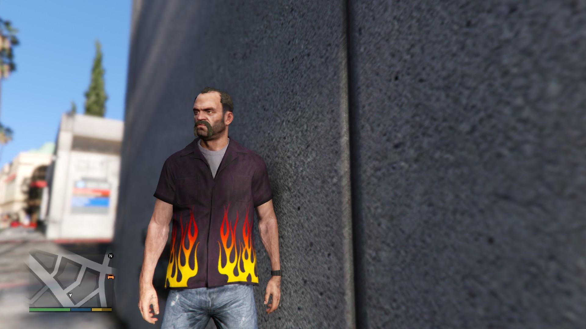 Enhanced Trevor - Clean Skin u0026 Clothes Overhaul Pack - GTA5-Mods.com