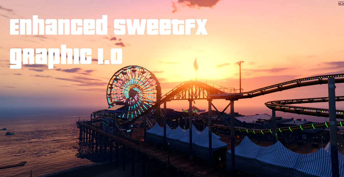 Enhanced SweetFX Graphics - GTA5-Mods.com