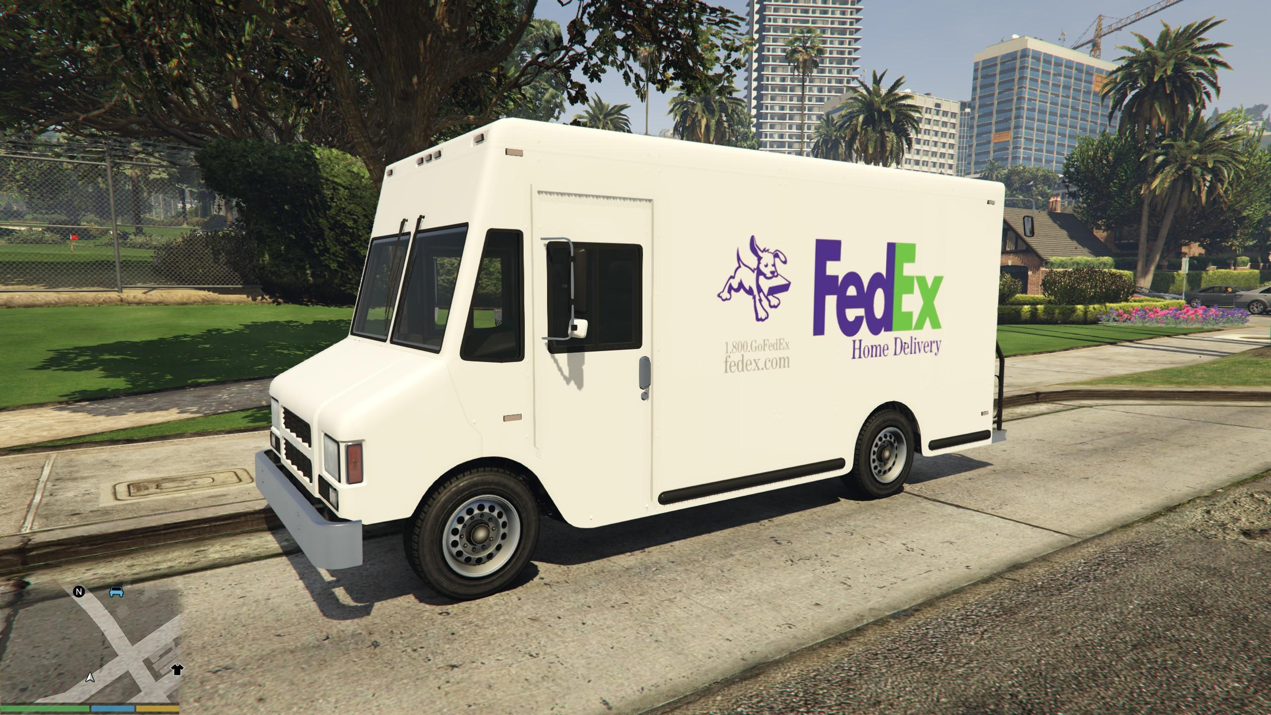 Fedex home delivery