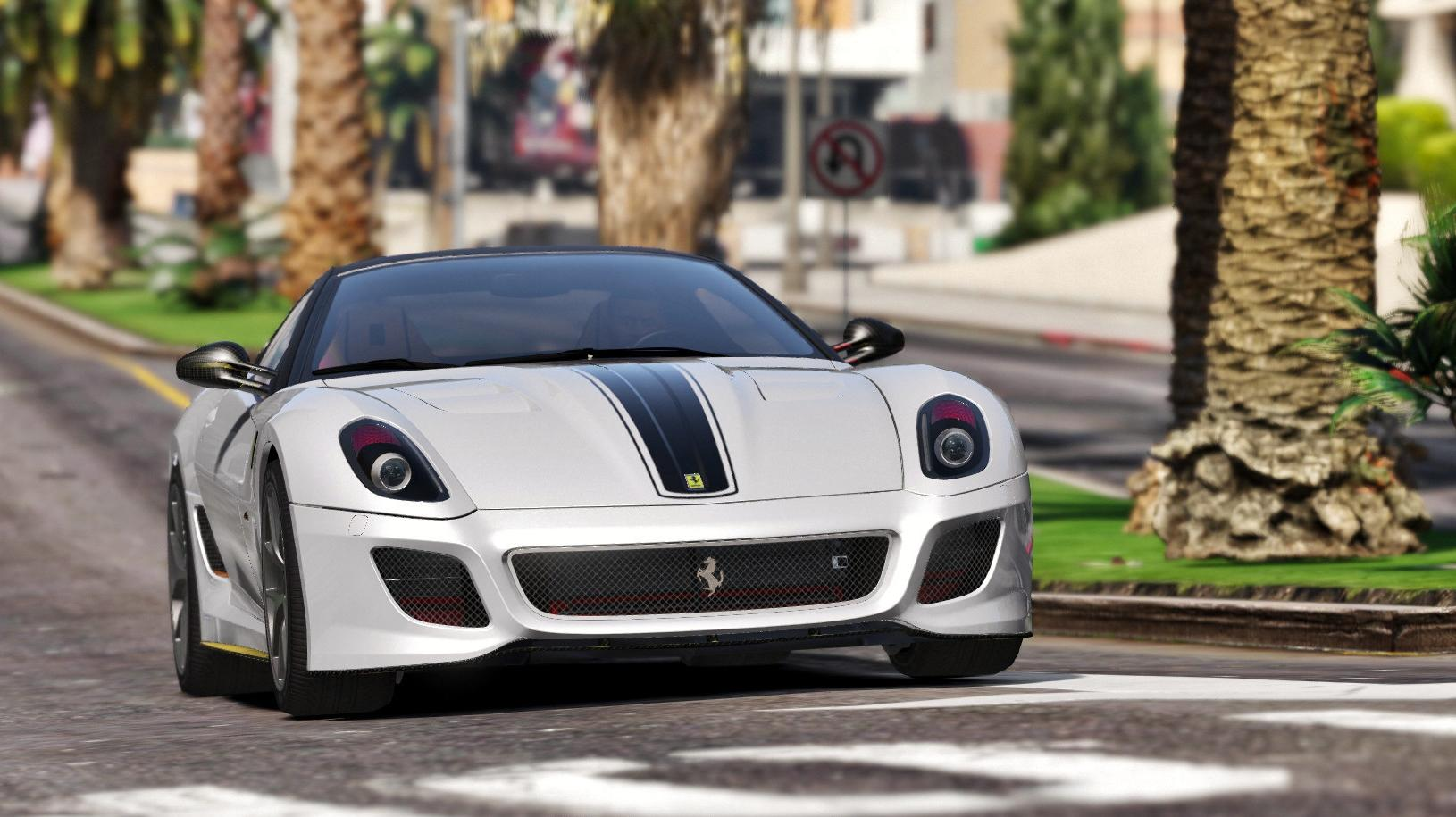 Ferrari 599 GTO [AddOn / Replace]  GTA5Mods.com