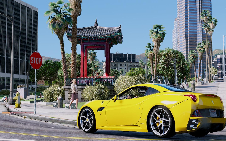 Ferrari California 2013 Edition Handling - GTA5-Mods.com