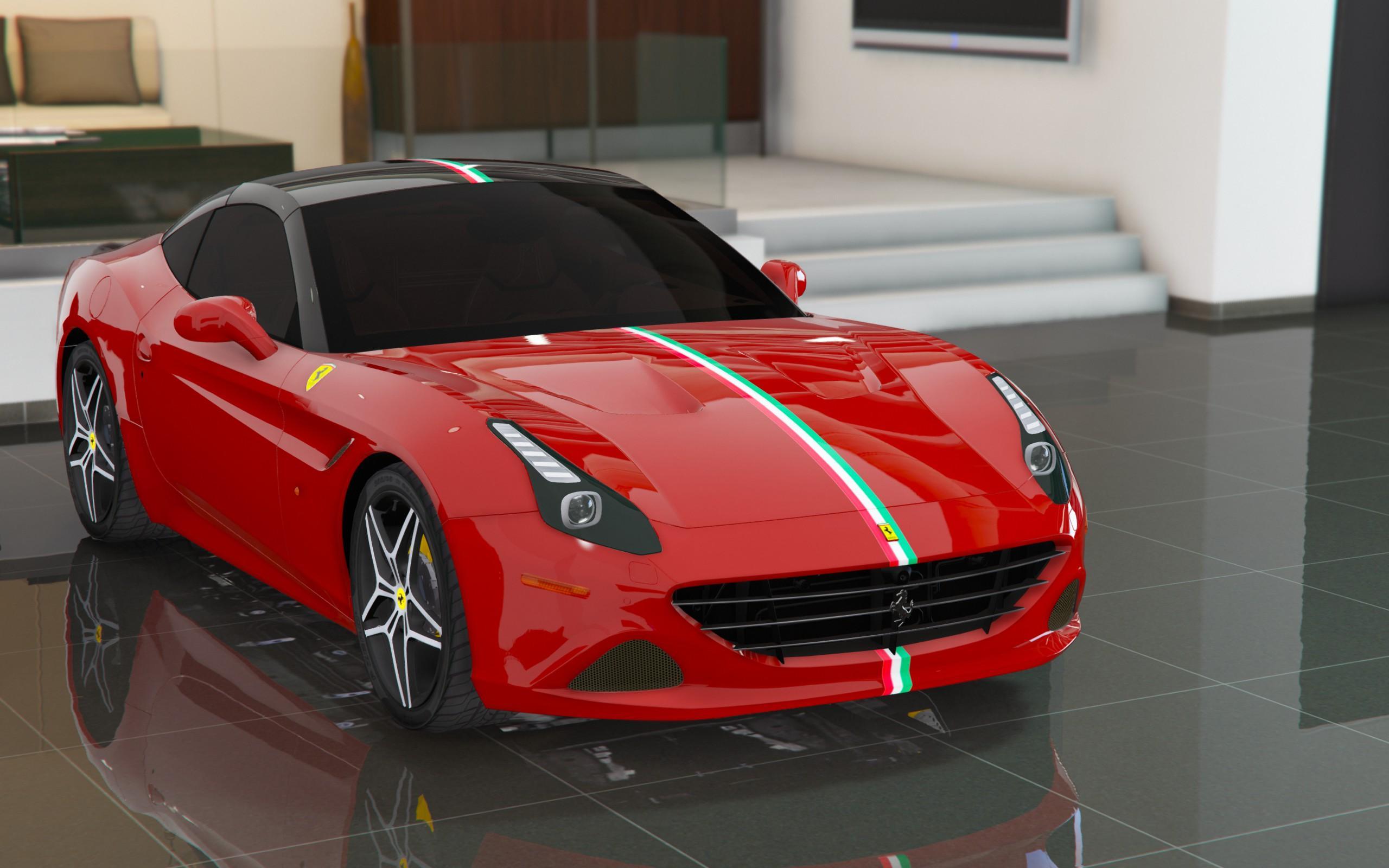 2015 Ferrari California T [Add-On / Replace]