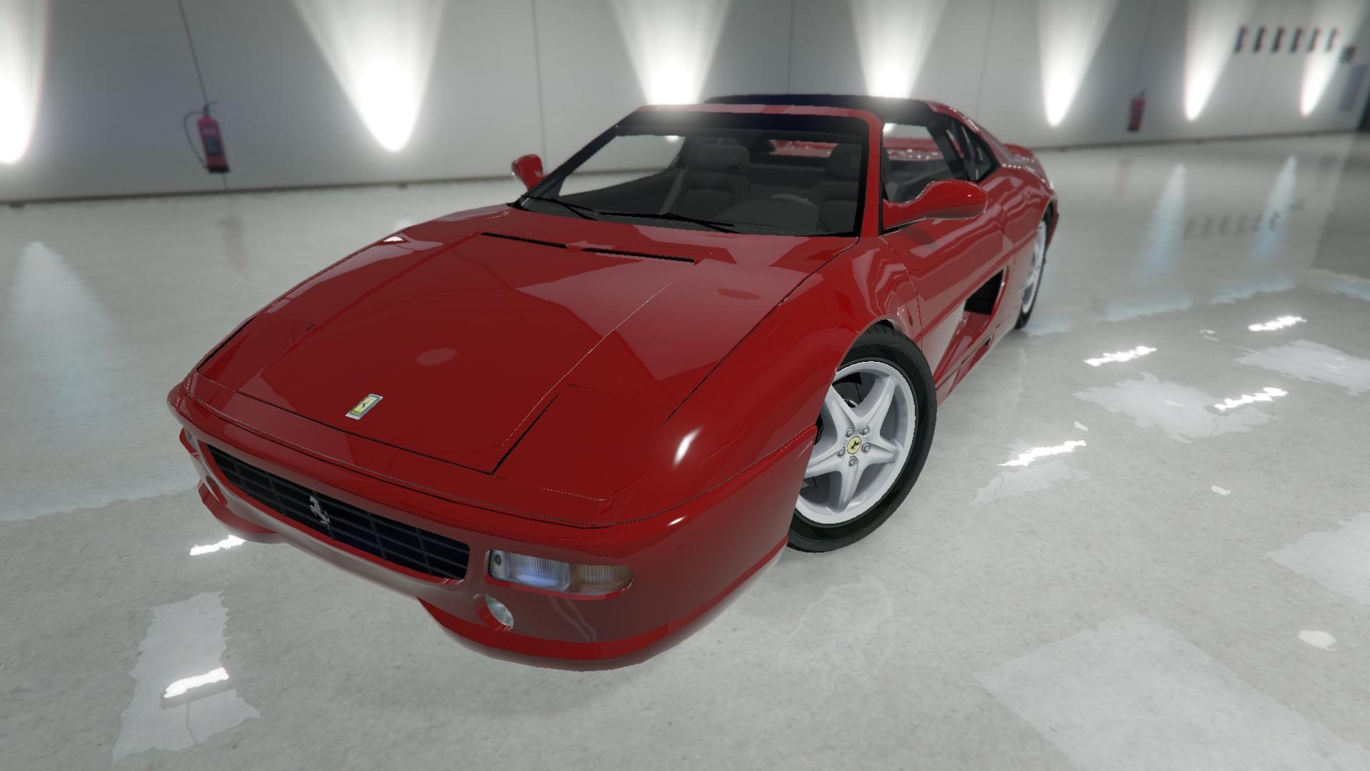Ferrari F355 F1 Berlinetta Gta5 Mods Com